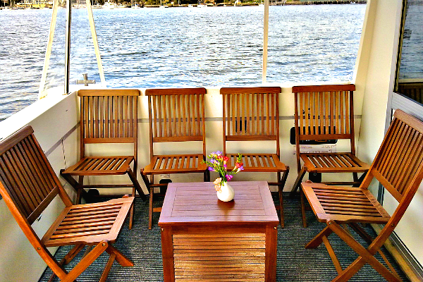 AliB Deck Chairs