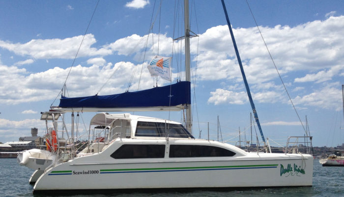 Seawind 1000 Double Vision