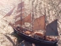 tall ship profile