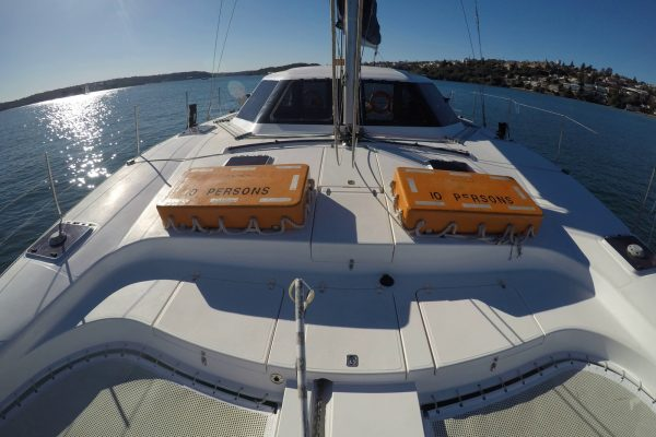 Alila Front Foredeck