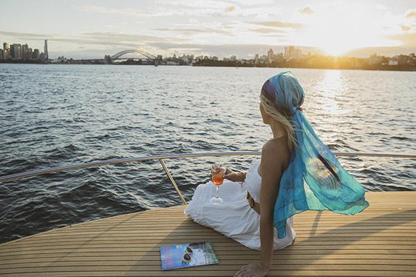 FELIX_Taking in the Sydney skyline