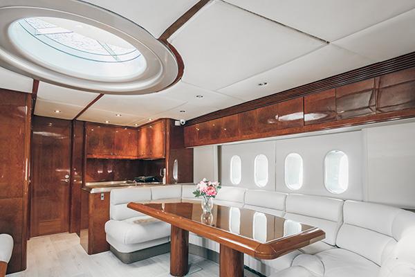Lower Lounge _ Kitchen