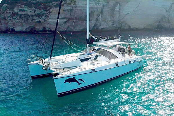 Obsession Luxury Catamaran